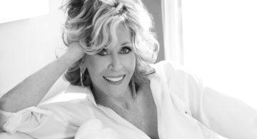 Jane Fonda icona di stile